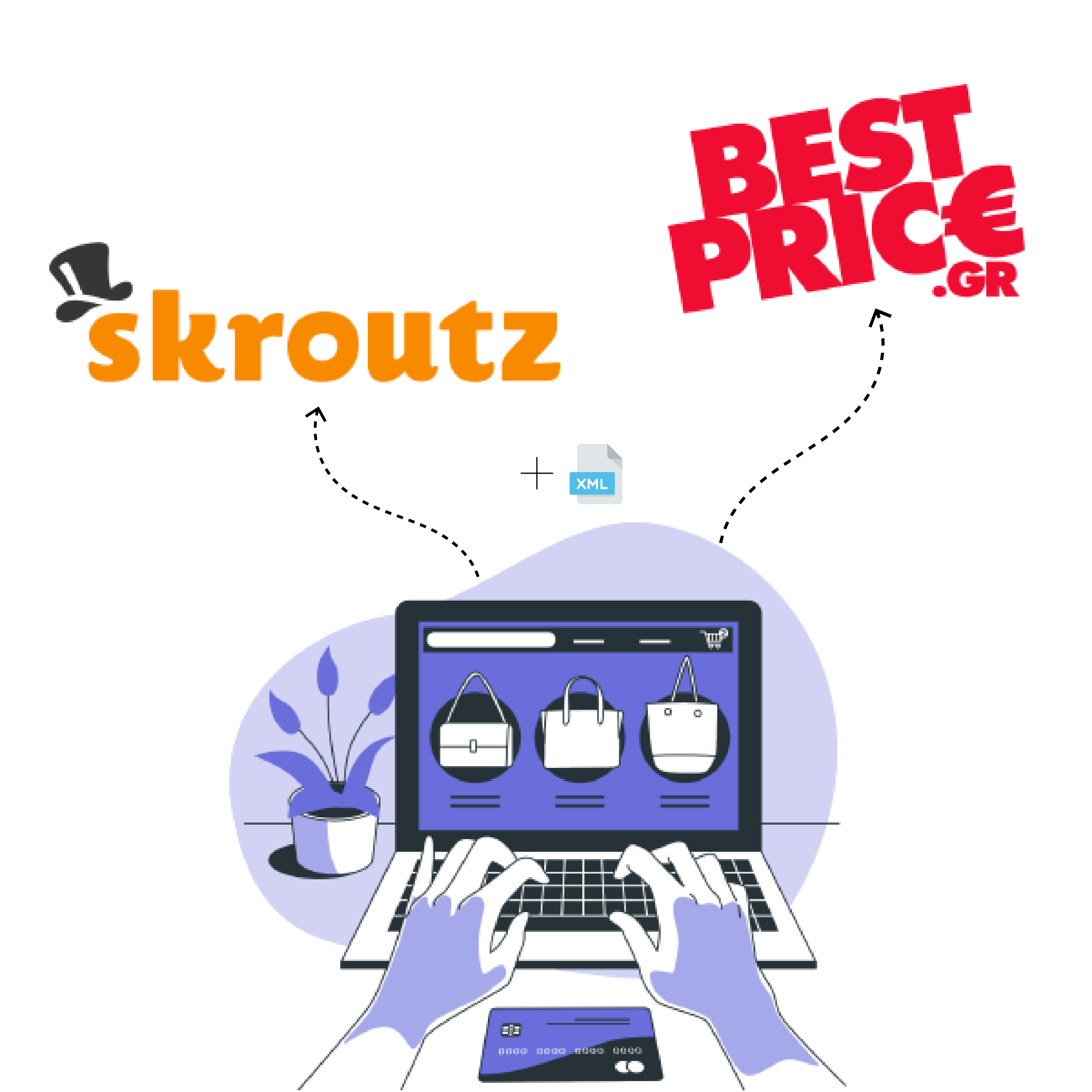 Κατασκευή eshop και διασύνδεση με skroutz και bestprice - istoselida.site
